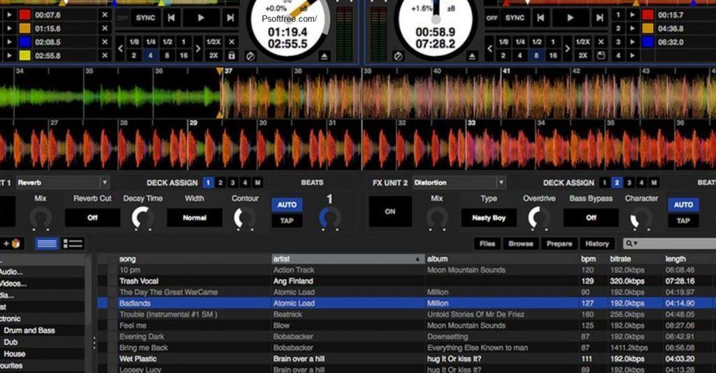 Serato DJ Key
