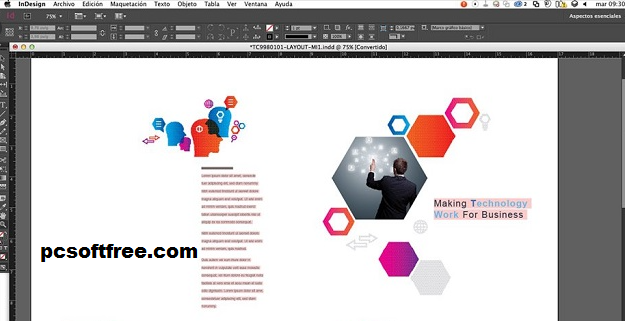 Adobe InDesign Key