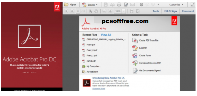 Adobe Acrobat Pro Key