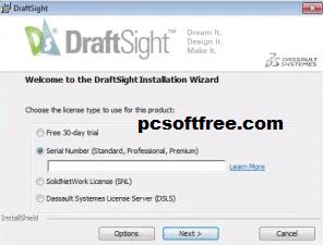 DraftSight Key
