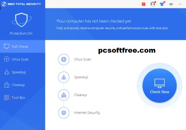 360 Total Security Key